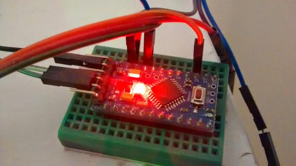 Arduino mini pro 3.3V
