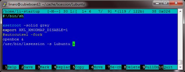 Lubuntu - installing VNC server - Home Circuits