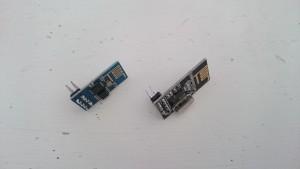 esp8266 & nrf24L01