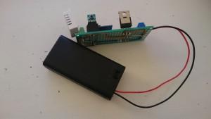 ESP8266 battery DHT4
